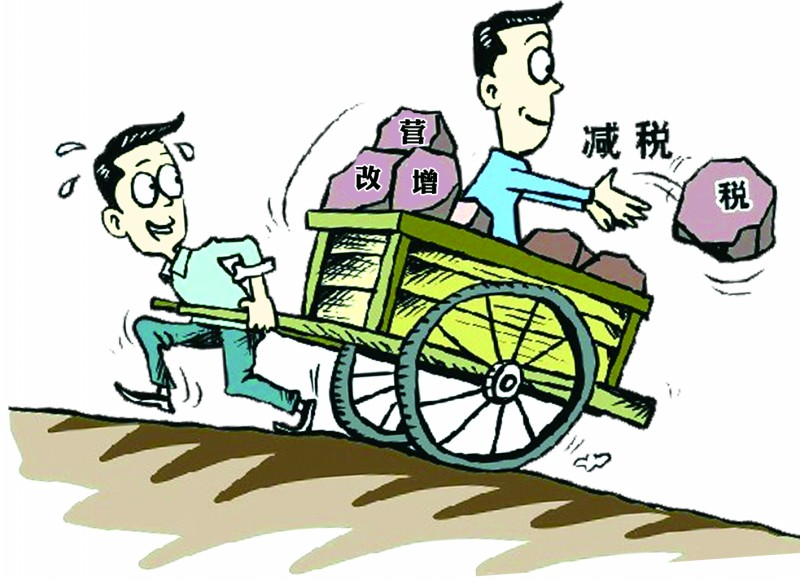 【国税】税务局解答营改增申报问题,需要的拿走吧~